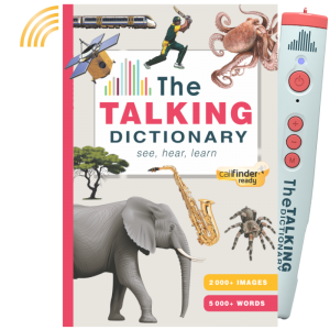 The Talking Dictionary (with Callfinder® & seven languages)
