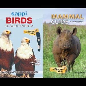 Sappi Birds/Mammal Guide Combo