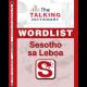 The Talking Dictionary Wordlist and Activator Sticker: Sesotho sa Leboa